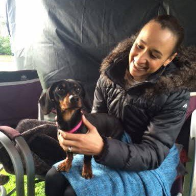 Hector and Jessica Ennis-Hill
